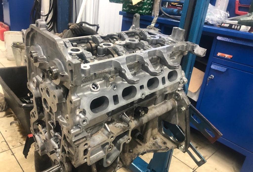 Капитальный ремонт двигателя Nissan Qashqai 2.0