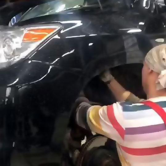 Удаление катализатора и перепрошивка Lexus LX 570